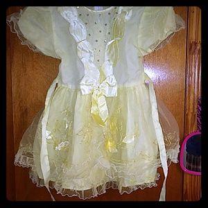Other - 🌷Vintage Beautiful Princess Dress 80'